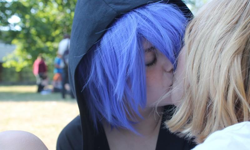 Rainbowfeelings, Lesben, Lesbenblog, lesbisch lieben, lesbische Liebe