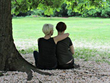 Rainbowfeelings, Lesben, Lesbenblog, lesbisch lieben, lesbisches Paar, lesbisches Pärchen