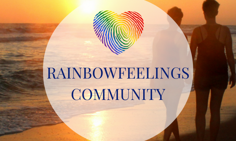 Rainbowfeelings Comunity, Coming Out Support
