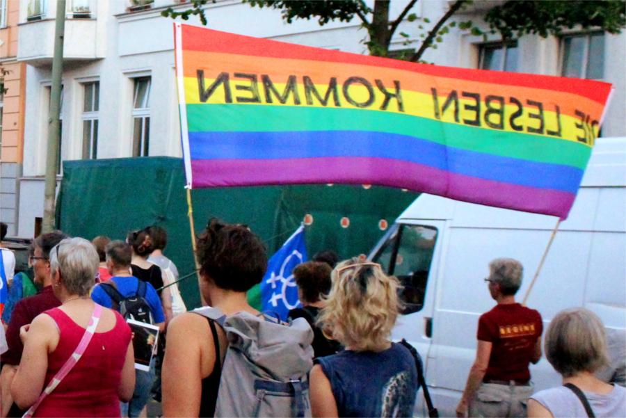 Dyke* March, Rainbowfeelings, Lesben, Dykes