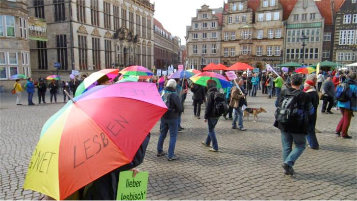 Lesbenfrühlingstreffen 2017 in Kiel