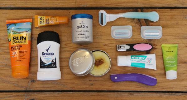 Backpacker Packliste, minimalistisch packen, queere Packliste, lesbisch reisen, Packliste für Lesben