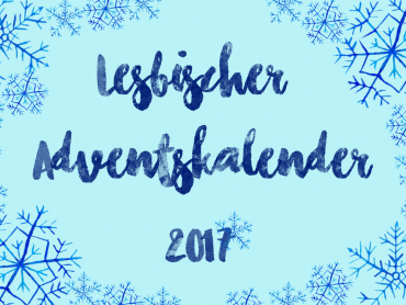 Rainbowfeelings Adventskalender, Adventskalender für Lesben, gay Adventskalender